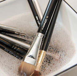 Wash your make-up